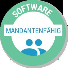 Siegel Software mandantenfähig